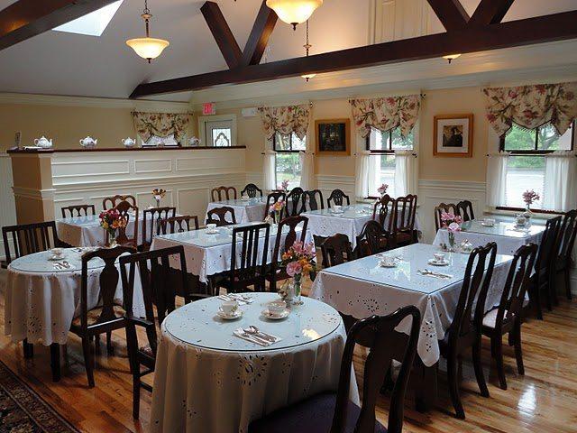 Heath's Tea Room
