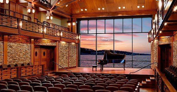 Rockport Music/ Shalin Liu Performance Center
