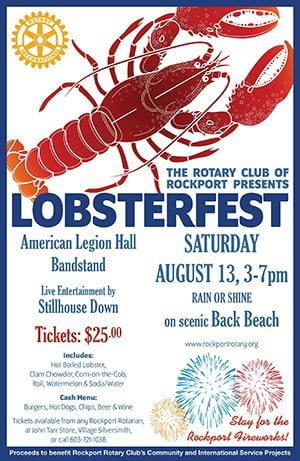 Lobsterfest, Rockport, MA