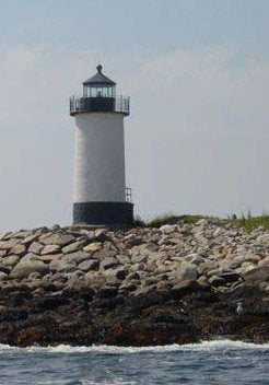 Straitsmouth Island Lighthouse