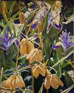 Fine Art Painter Grace Vasta-Carr joins Central Street Gallery