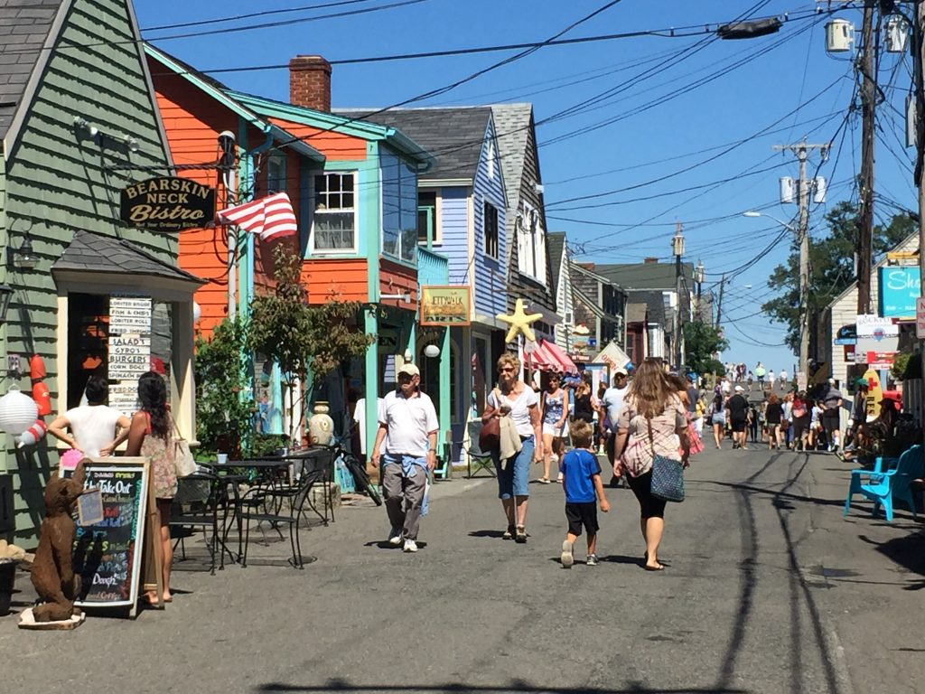 Bearskin Neck, Rockport