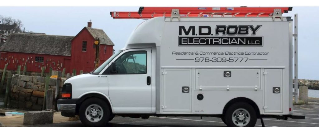 M.D. Roby Electrician LLC