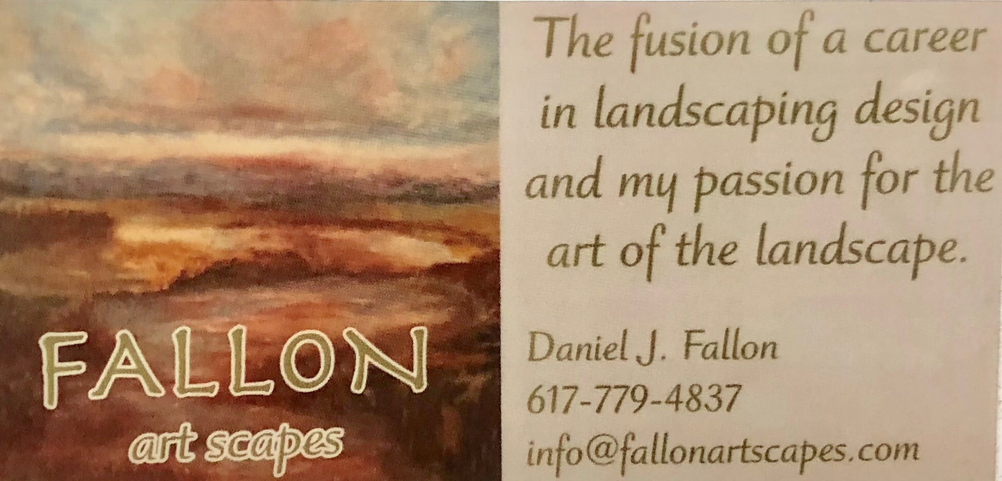 Fallon Art Scapes