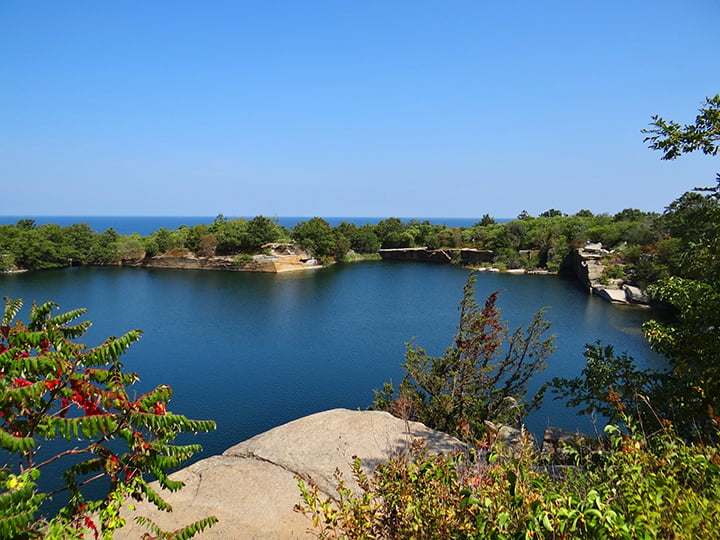 Halibut Point State Park, Rockport