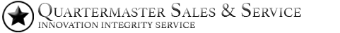 Quartermaster Sales and Service